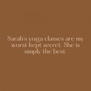 sarah malcolm testimonials