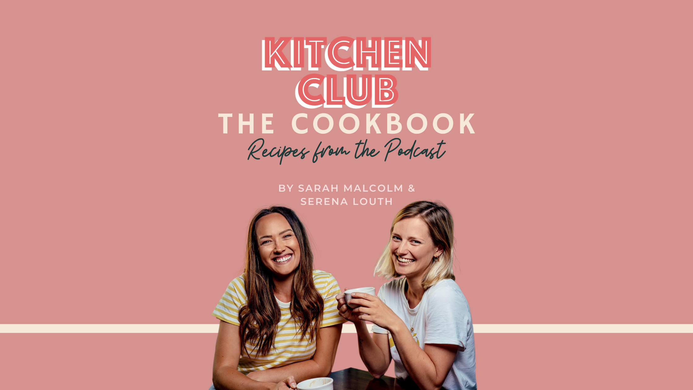 kitchen club podcast cookbook